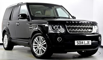 2014 LAND ROVER DISCOVERY 4 3.0 SD V6 XS 4x4 5dr Auto [8] £25995.00