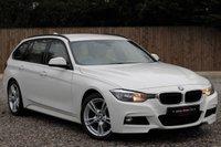 2013 BMW 3 SERIES 2.0 320D M SPORT TOURING 5d 181 BHP £12495.00
