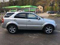 USED 2009 09 KIA SORENTO 2.5 TITAN 5d 168 BHP *STUNNING**F.S.H**TITAN SPEC**LEATHER**TOW BAR**