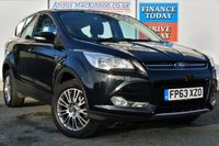 USED 2014 63 FORD KUGA 2.0 TITANIUM TDCI 5d 160 BHP **ONE FORMER KEEPER**