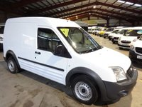 2014 FORD TRANSIT CONNECT 1.8 T230 HR VDPF 90 BHP-SERVICE HISTORY £5995.00