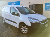 USED 2016 66 PEUGEOT PARTNER 1.6 BLUE HDI PROFESSIONAL Panel Van * 0% Deposit Finance Available