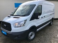 USED 2015 65 FORD TRANSIT 2.2 350 L3H3 LWB High Roof Panel Van  * 0% Deposit Finance Available