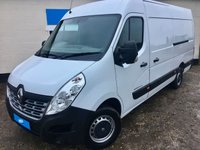 USED 2015 65 RENAULT MASTER 2.3 MML35 BUSINESS DCI S/R Panel Van * 0% Deposit Finance Available