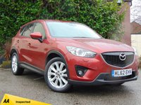 USED 2013 MAZDA CX-5 2.2 D SPORT NAV 5d  * 128 POINT AA INSPECTED *