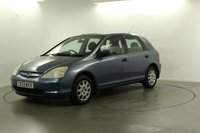 USED 2003 03 HONDA CIVIC 1.4 SE 5d 88 BHP