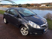 2008 VAUXHALL CORSA 1.2 BREEZE CDTI 3d 73 BHP £SOLD