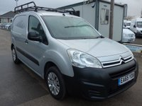 USED 2015 65 CITROEN BERLINGO 1.6 625 ENTERPRISE HDI, 74 BHP, AIR CONDITIONING, DIRECT FROM CITROEN