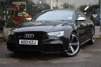 2013 AUDI A5 4.2 RS5 FSI QUATTRO 2d AUTO 444 BHP £29995.00