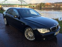 USED 2008 58 BMW 7 SERIES 3.0 730D SPORT 4d 228 BHP **COST OVER £60K WHEN NEW**