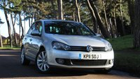 USED 2011 11 VOLKSWAGEN GOLF 2.0 GT TDi 5d