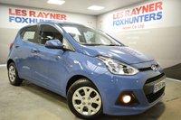 2015 HYUNDAI I10 1.0 SE BLUE DRIVE 5d 65 BHP £6999.00