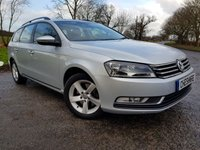 USED 2012 12 VOLKSWAGEN PASSAT 1.6 SE TDI BLUEMOTION TECHNOLOGY 5d 104 BHP