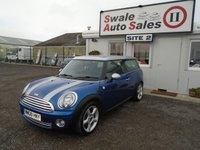 USED 2008 08 MINI CLUBMAN 1.6 COOPER 118 BHP £26 PER WEEK, NO DEPOSIT - SEE FINANCE LINK BELOW