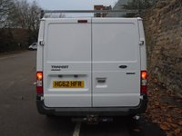 USED 2012 62 FORD TRANSIT 2.2 260 TREND LR 1d 99 BHP THIS IS A VERY WELL KEPT VAN AND NOT YOUR USUAL BEAT UP OLD BUILDERS VAN