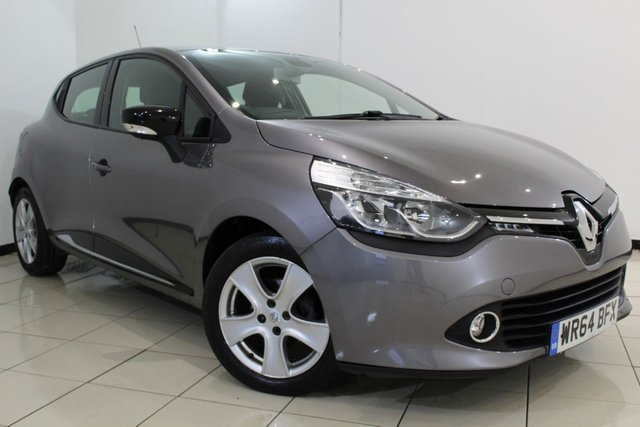 View our 2014 64 RENAULT CLIO 1.5 DYNAMIQUE MEDIANAV ENERGY DCI S/S 5DR 90 BHP