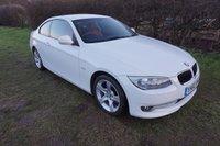 2010 BMW 3 SERIES 2.0 320D SE 2d 181 BHP FSH-FULL LEATHER £8690.00