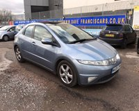 USED 2008 08 HONDA CIVIC 1.8 ES I-VTEC 5d 139 BHP