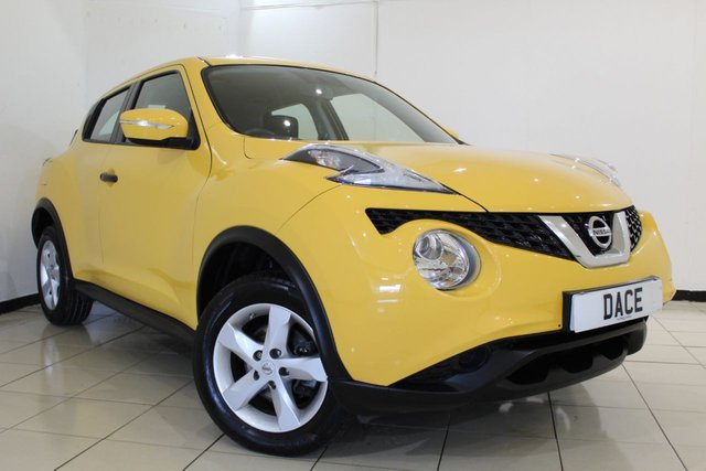 View our 2014 64 NISSAN JUKE 1.6 VISIA 5DR 94 BHP