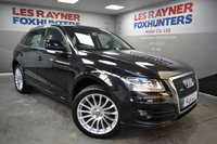 USED 2011 11 AUDI Q5 2.0 TDI QUATTRO SE DPF 5d 168 BHP Full Service history, Full Leather, New Alloys and Tyres, Climate control
