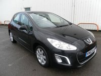 2013 PEUGEOT 308 1.6 HDI ACTIVE NAVIGATION VERSION 5d 92 BHP £6495.00
