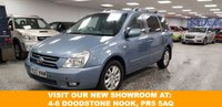 USED 2007 07 KIA SEDONA 2.9 TS 5d AUTO 183 BHP Electric Slide Opening Side Doors