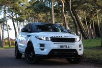 USED 2012 12 LAND ROVER RANGE ROVER EVOQUE Si4 DYNAMIC LUX 3d AUTO 240 BHP
