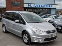 USED 2014 64 FORD GALAXY 1.6 ZETEC  Ecoboost 160ps 7 Seats 7 SEATS