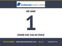 USED 2014 14 FIAT 500 1.2 C LOUNGE 3d 69 BHP