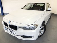 2013 BMW 3 SERIES 2.0 320D EFFICIENTDYNAMICS 4d 161 BHP £8980.00