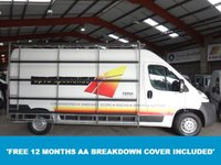USED 2007 57 CITROEN RELAY 2.2 35 L3H2 120 LWB HR  GLASS FRAIL / WINDOW CARRIER *NO VAT* '' YOU'RE IN SAFE HANDS ''    WITH THE AA DEALER PROMISE