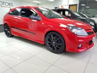 USED 2009 59 VAUXHALL ASTRA 2.0 i 16v VXR VXRacing Sport Hatch 3dr +LIMITED EDITION+FULL LEATHER+
