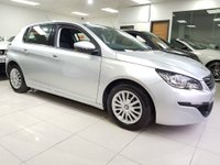 USED 2014 14 PEUGEOT 308 1.6 HDi Access 5dr ONE COMPANY OWNER FSH
