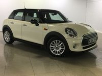 USED 2014 64 MINI HATCH COOPER 1.5 COOPER D 5d 114 BHP