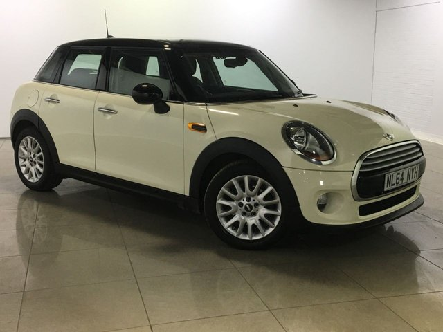 View our 2014 64 MINI HATCH COOPER 1.5 COOPER D 5d 114 BHP
