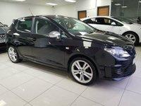 2010 SEAT IBIZA 1.4 Sport Black 5dr £SOLD
