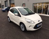 USED 2010 10 FORD KA 1.2 ZETEC THIS VEHICLE IS AT SITE 1 - TO VIEW CALL US ON 01903 892224