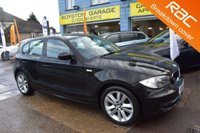 2010 BMW 1 SERIES 2.0 116D SPORT 5d 114 BHP £5499.00