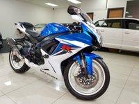 USED 2011 60 SUZUKI GSXR600 600cc GSXR600 L1 Super Sports FULLY LOADED