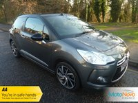 2015 CITROEN DS3 1.6 DSTYLE PLUS 2d AUTO 120 BHP £8490.00