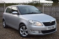 USED 2012 12 SKODA FABIA 1.2 GREENLINE TDI CR 5d 74 BHP Free 12  month warranty