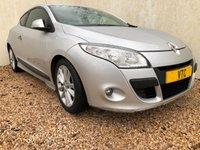 2010 RENAULT MEGANE 1.9 PRIVILEGE DCI 2d 130 BHP £3499.00