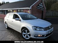 2011 VOLKSWAGEN PASSAT 2.0 TDI SE BLUEMOTION TECH 5 dr £6490.00