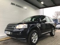 2011 LAND ROVER FREELANDER 2.2 TD4 GS 5d 150 BHP £9395.00