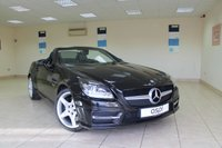 2012 MERCEDES-BENZ SLK 1.8 SLK200 BLUEEFFICIENCY AMG SPORT 2d AUTO 184 BHP £13950.00