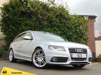 USED 2010 10 AUDI A4 1.8 AVANT TFSI S LINE 5d estate * 128 POINT AA INSPECTED *