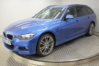 USED 2014 63 BMW 3 SERIES 320D XDRIVE M SPORT TOURING 5d AUTO 181 BHP