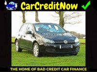 2011 VOLKSWAGEN GOLF 1.6 MATCH TDI BLUEMOTION TECHNOLOGY 5d 103 BHP £7495.00