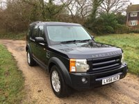 2007 LAND ROVER DISCOVERY 2.7 3 TDV6 SE 5d AUTO 188 BHP £6990.00