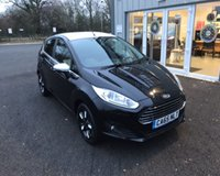 USED 2016 65 FORD FIESTA 1.25 ZETEC BLACK EDITION AUTUMN THIS VEHICLE IS AT SITE 1 - TO VIEW CALL US ON 01903 892224